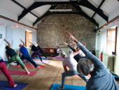 Yoga Class near Sennen Cove